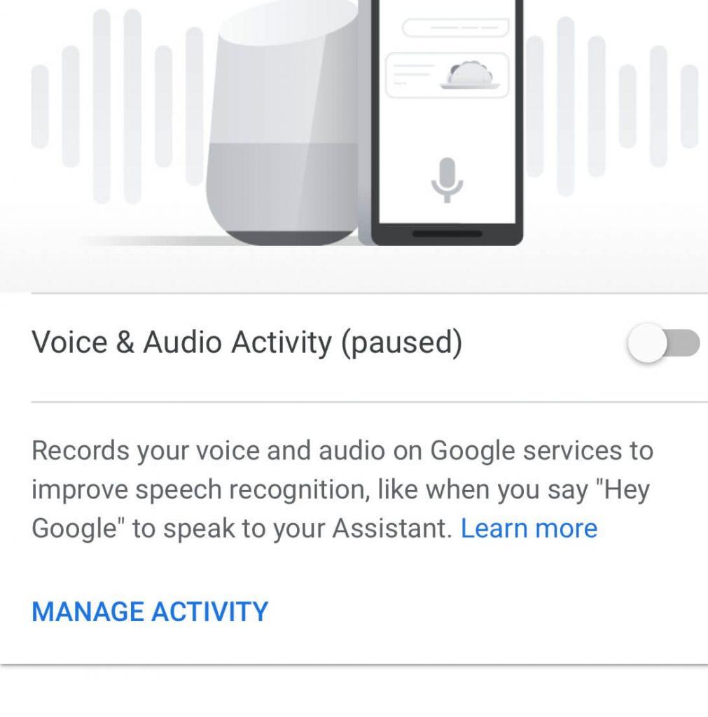 كيف تحذف تسجيلاتك الصوتية من المساعد الصوتي لغوغل وآبل وأمازون ؟ | Tech Gigz - تيك كيكز