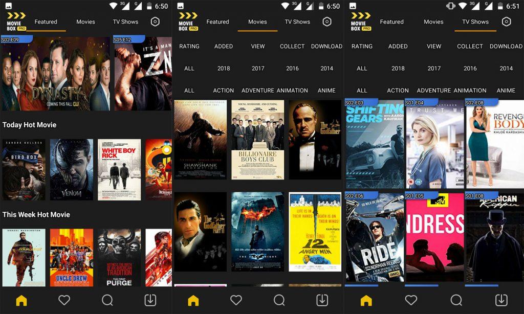 أفضل التطبيقات البديلة لسينمانا لمشاهدة الأفلام والمسلسلات | Tech Gigz - تيك كيكز