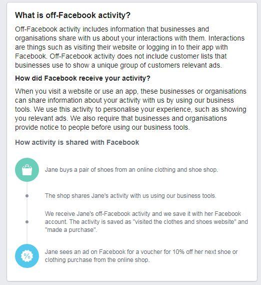 بخطوات بسيطة.. هكذا يمكنك إيقاف فيسبوك من تتبعك! | Tech Gigz - تيك كيكز